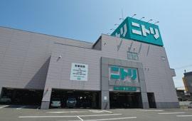 ニトリ 岸和田店 徒歩7分