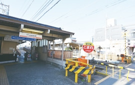 北助松駅 徒歩12分