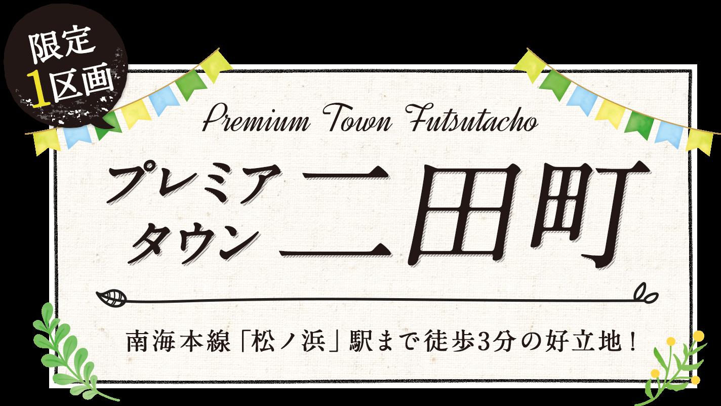 プレミアタウン二田町(大阪府泉大津市 新築戸建て)