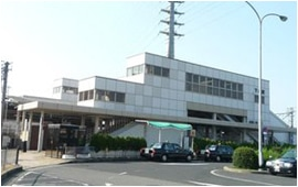 下松駅 徒歩7分