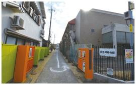 忠岡幼稚園 徒歩5分(約400m)