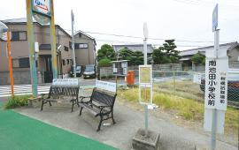 南池田小学校前バス停