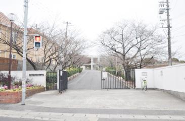 岸和田市立桜台中学校  徒歩12分(下松町Ⅱより)/徒歩11分(下松町Ⅲより)