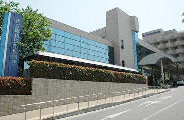 市立岸和田市民病院 徒歩18分(下松町Ⅱより)/徒歩14分(下松町Ⅲより)